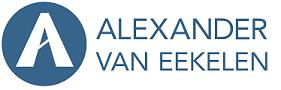 AlexandervanEekelen.com Logo